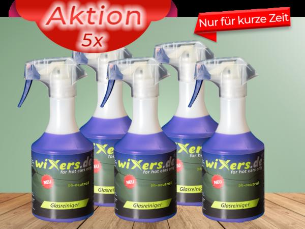 5x Glasreiniger