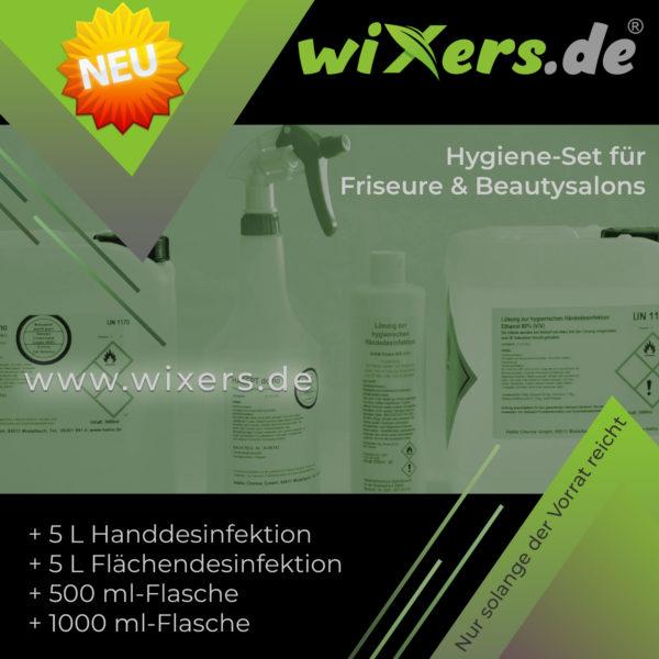 wixers.de Hygiene-Set